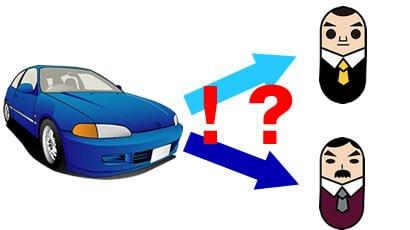自動車販売契約について